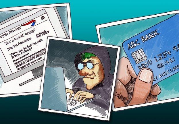 Як захиститися від крадіжки данних банківської карти - вибирайте надійний захист ESET.