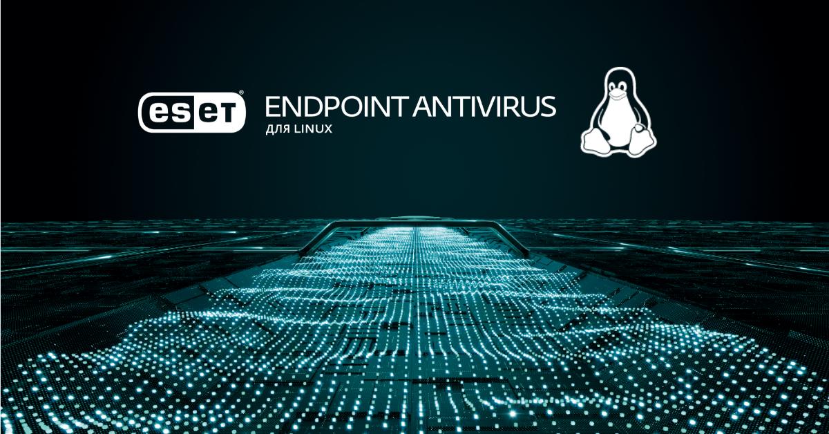 Защищайте рабочие станции в режиме реального времени с ESET Endpoint Antivirus для Linux.