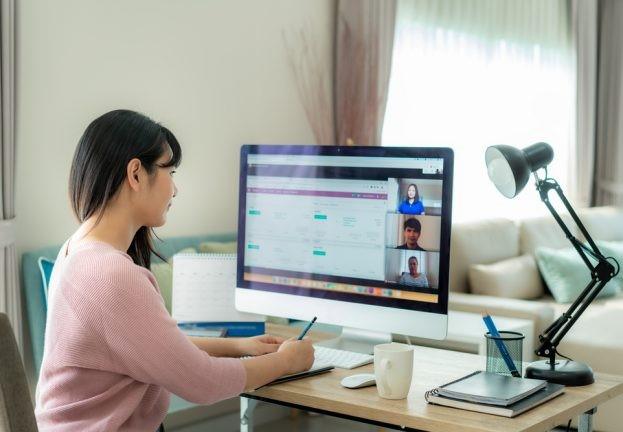 Повысьте безопасность видеоконференций для защиты конфиденциальных данных. ESET.