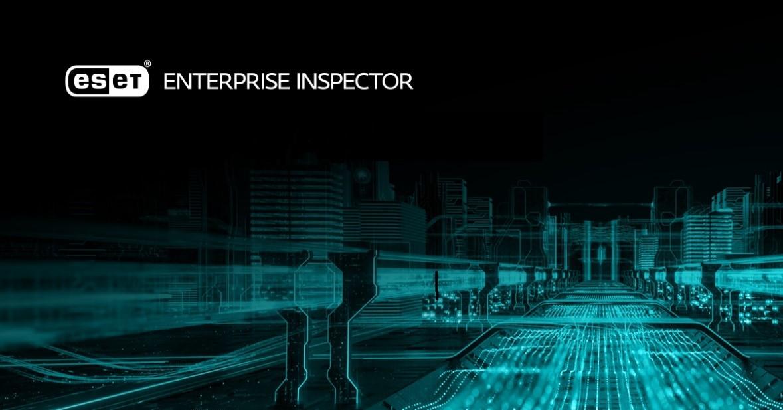 Новый EDR инструмент для удаленного реагирования - ESET Enterprise Inspector.