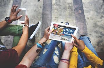 Остерігайтеся зайвих кліків за підозрілими посиланнями в соціальних мережах. ESET.