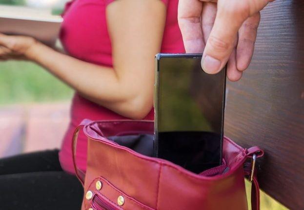 Використовуйте рішення ESET, щоб відстежити викрадений телефон.