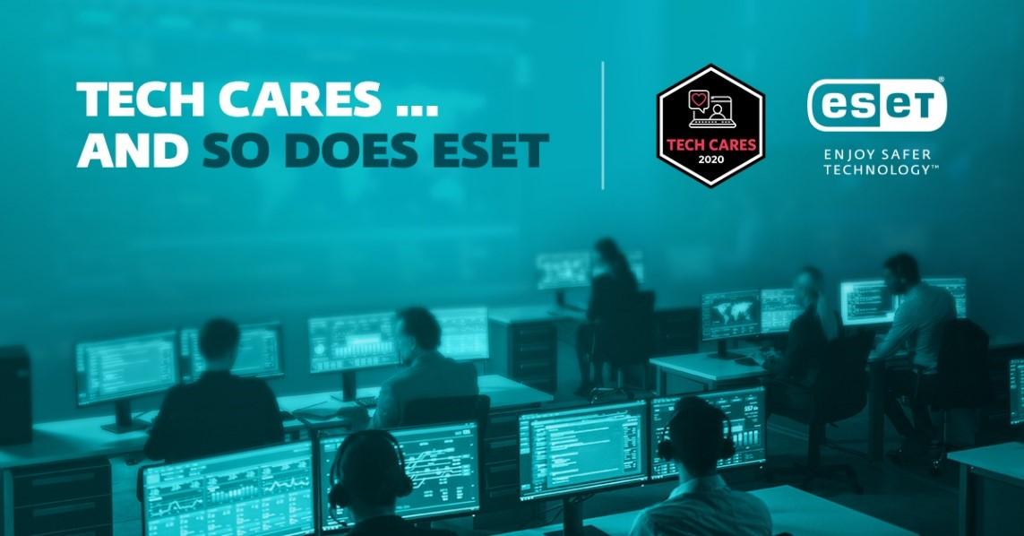 Награда предоставлена ESET за непосредственный вклад в борьбу с вирусом.