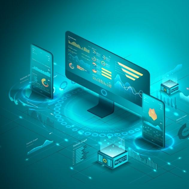 Облачная консоль ESET Protect Cloud в режиме реального времени обеспечивает управление решениями по безопасности.