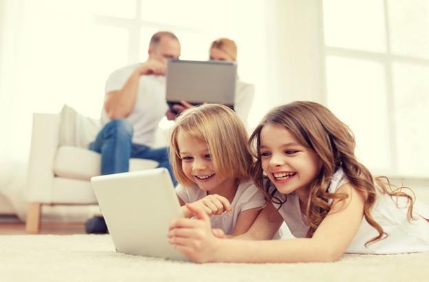 Яким повинен бути контроль дітей в соцмережах? Дослідження ESET.