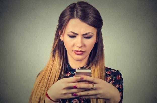 Избегайте подозрительных ссылок в сообщениях от незнакомых людей. ESET.
