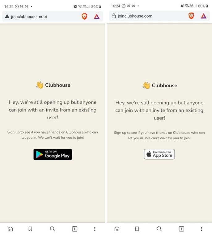 Фейковая Android-версия Clubhouse с трояном передает данные пользователей. ESET.
